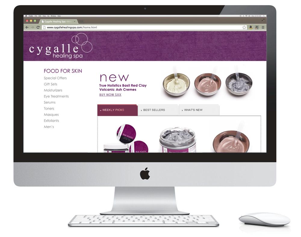webbshop för kosmetika